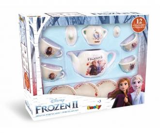 Smoby Die Eiskönigin 2 Porzellan Geschirrset