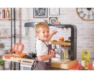 Smoby Chef Corner Restaurant mit Spielküche