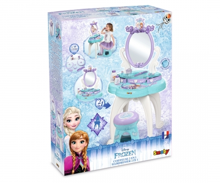 Disney Frozen dressing table with seat