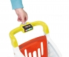 Smoby Supermarket with shopping trolley red/green