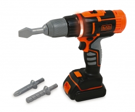 Black+Decker electric screw gun