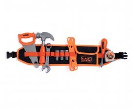 Smoby Black+Decker Tools Belt