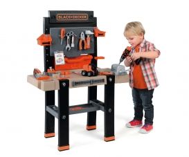 Black+Decker Super Workbench Center