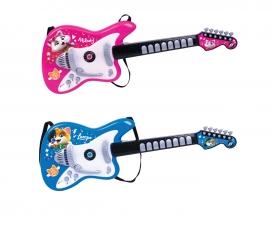 44 CATS Gitarre, 2-sort.