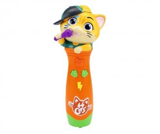44 Cats Handmikrofon