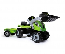 SMOBY Tracteur Farmer XL-Loader