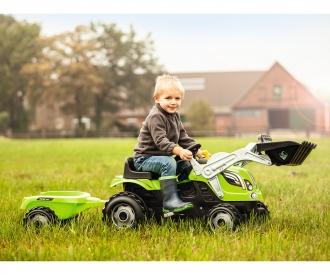 SMOBY Tracteur Farmer XL-Loader