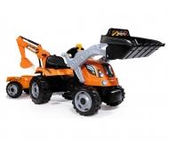 SMOBY Traktor Builder Max