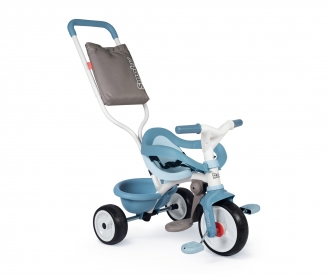 Smoby Tricycle Be Move Confort Bleu