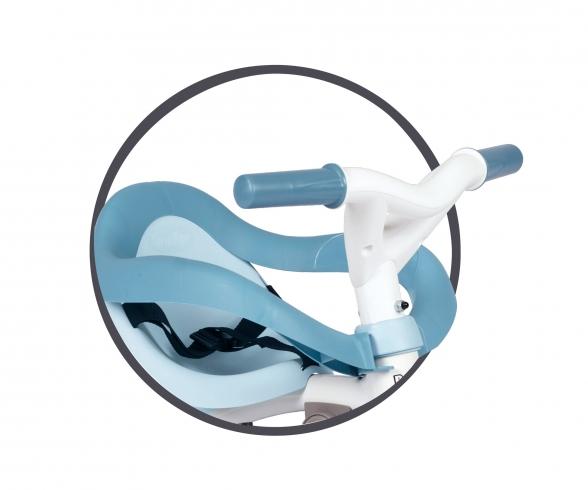 Smoby Dreirad Be Move Komfort Blau