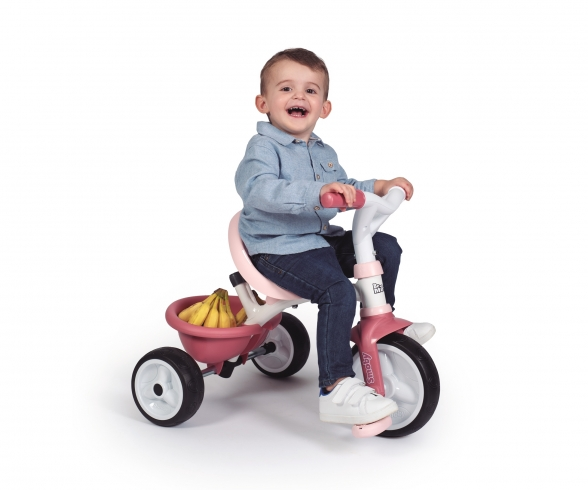 Smoby Tricycle Be Move Confort Rose