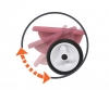 Smoby Dreirad Be Move Komfort Rosa