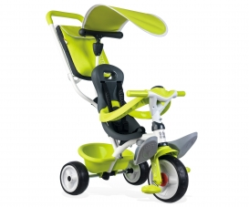 Tricycle Baby Balade Green