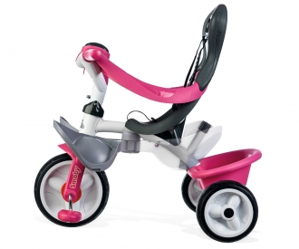 Tricycle Baby Balade Pink