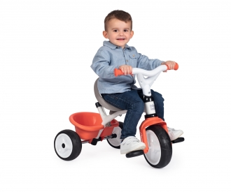 Smoby Tricycle Baby Balade Rouge