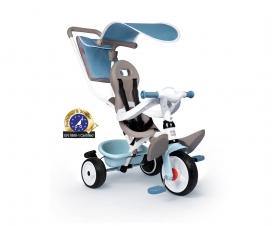 Smoby Dreirad Baby Balade Blau