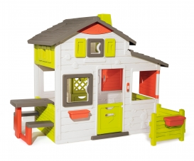 Neo Friends House Playhouse