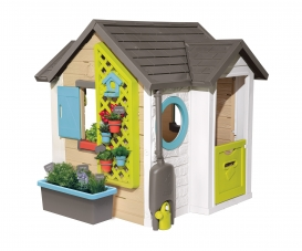 Smoby Gartenhaus