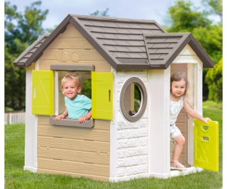 Smoby My new playhouse