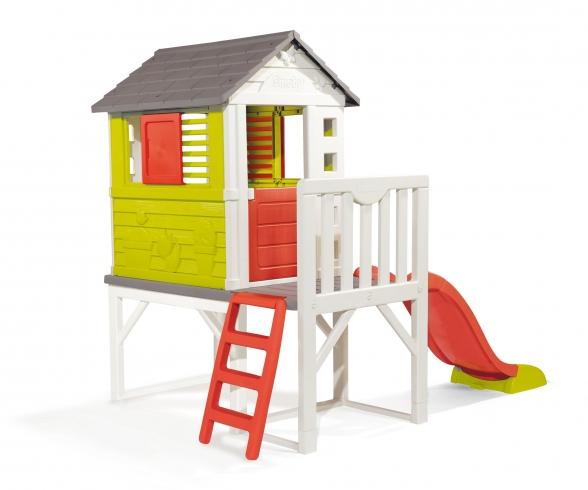 Smoby Spielhaus Stelzenhaus