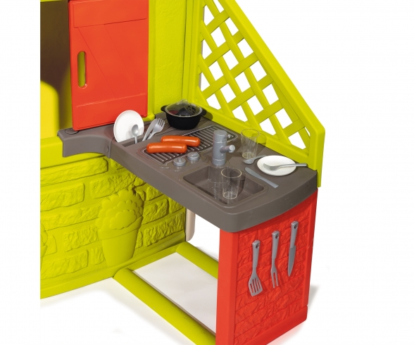Smoby Sommerküche