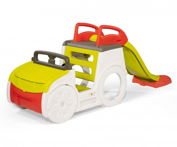 Smoby Abenteuer-Spielauto