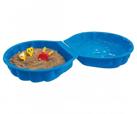 BIG-Sand-/Watershell blue