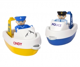 BIG-Waterplay Boat-Set
