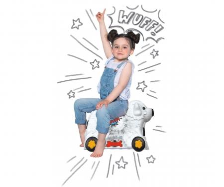 BIG Bobby Trolley Marble