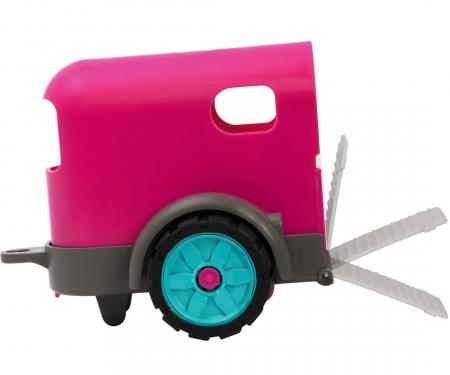 BIG Power Worker Mini Ponytransporter Set