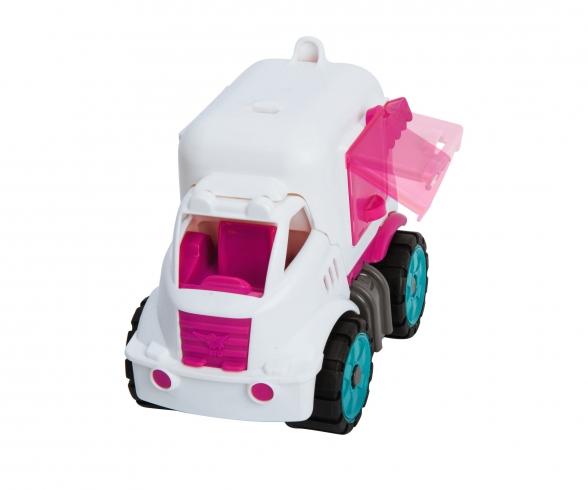 BIG Power-Worker Mini Ice Cream Van