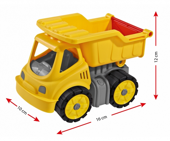 BIG Power Worker Mini Dumper
