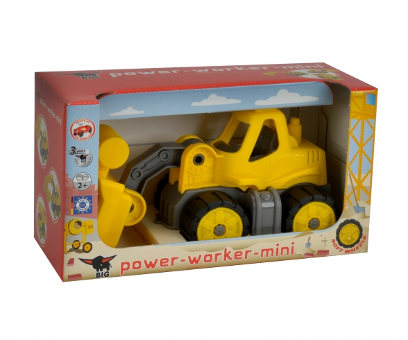 BIG-Power-Worker Mini Radlader