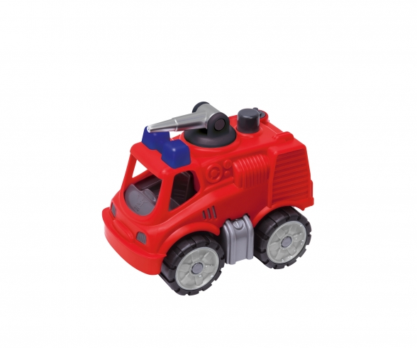 BIG-Power-Worker-Mini Feuerwehr