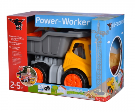 BIG-Power-Worker Dumper