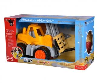 BIG-Power-Worker Gabelstapler