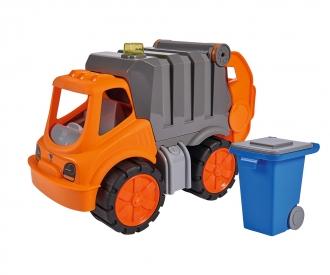 BIG-Power-Worker camion poubelle