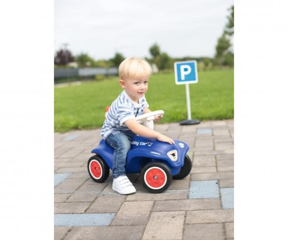 BIG-New-Bobby-Car Dunkelblau