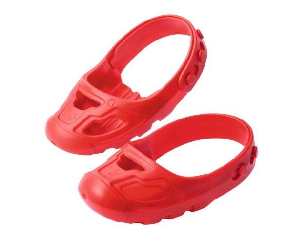 BIG Shoe Care Red