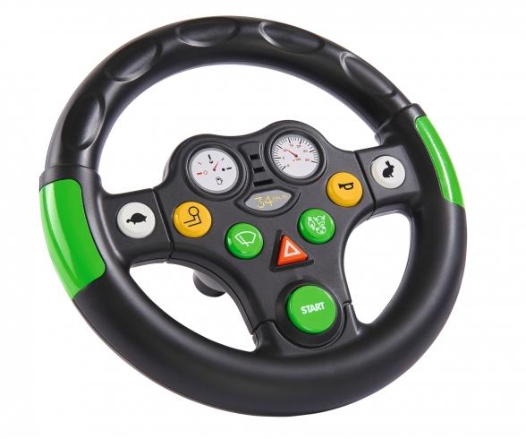 BIG-Tractor Sound-Wheel
