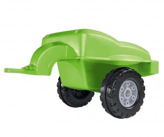BIG-Trailer grün