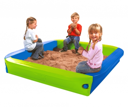 BIG-Sandpit + Cover