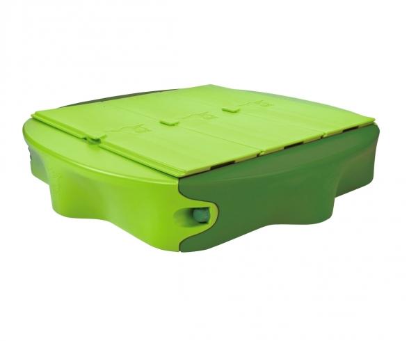 BIG-Sandy ligth green/dark-gr+Hard-Cover
