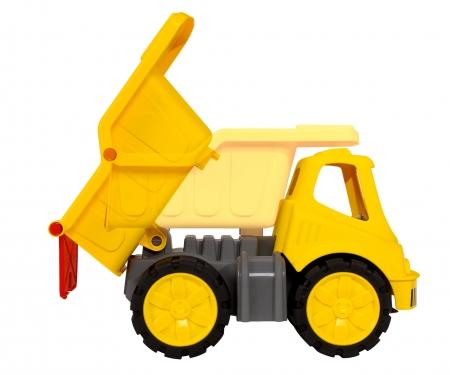 BIG-Power-Worker Dumper Truck