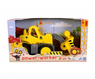 BIG-Power-Worker Wheel Loader