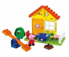 BIG-Bloxx Peppa Pig Garden House