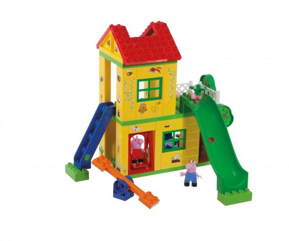 BIG-Bloxx Peppa Pig Play House