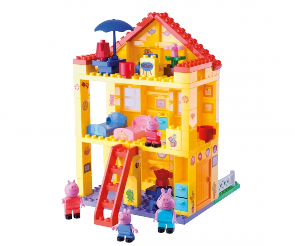 BIG-Bloxx Peppa Pig Peppas House