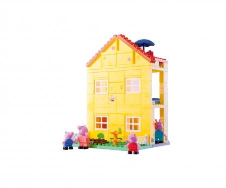 BIG-Bloxx Peppa Pig Peppas House