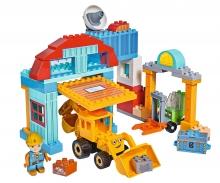BIG Bloxx Bob the Builder Bob´s Yard